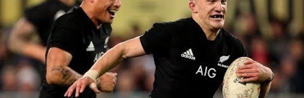 Every All Blacks try in 2018   Ultimate Rugby Players, News, Fixtures and Live Results – The Blindside