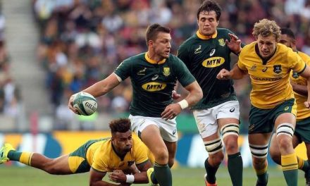Springboks to play 4 Tests in the buildup to 2019 Rugby World Cup
