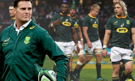 Faf: How we beat the All Blacks