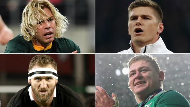 Rugby union team of the year: Who makes your 2018 side? – BBC Sport