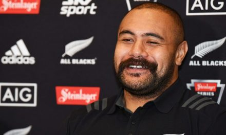 More gifts coming for new All Blacks prop | RNZ News