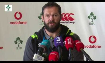 Andy Farrell to become Ireland Rugby Coach after World Cup | SportsNewsIRELAND
