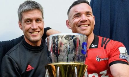 Ronan O'Gara backs Crusaders boss Scott Robertson to make great All Blacks coach | SportsJOE.ie