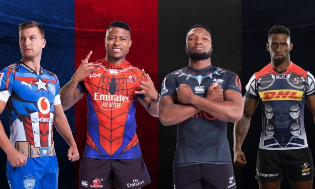 Superhero jerseys launched for Vodacom Super Rugby