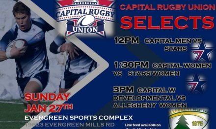 Capital Rugby Union Hosts Stars Rugby Men, Women, & Allegheny RU Women – djcoilrugby