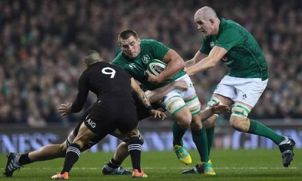 All Blacks stumble with eye on World Cup – The Namibian