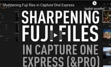 Capture One Pro 12: Sharpening Fujifilm Files, New Features Overview, Jonas Rask Capture One 12 Coverage and More – Fuji Rumors