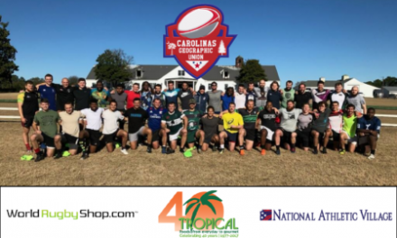 Carolina Rugby Union Announces Men's 7s Selects For LVI
