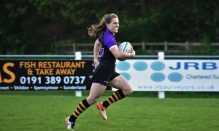 Twenty-eight professional contracts offered to female English rugby stars