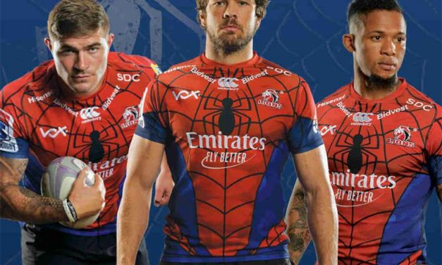 'Superheroes' come out to play in Super Rugby | Comaro Chronicle