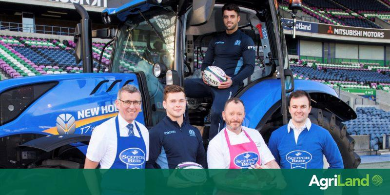 Scotch Beef announced as healthy eating partner of Scottish Rugby