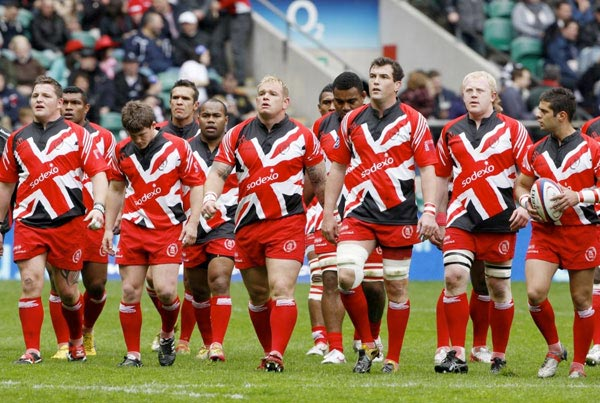 Army Rugby Union | Web Design Southampton – The Blindside