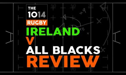 The Most Effective All Blacks Tactics from their Loss to Ireland