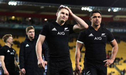 The records the Springboks (and All Blacks) broke in Saturday night's test match