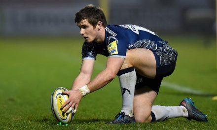 AJ MacGinty tops Aviva Premiership Rugby kick-success charts