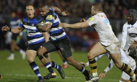 New Year Aviva Premiership Rugby action kicks off with three thrilling televised games