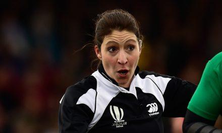 Claire Hodnett set to make Aviva Premiership Rugby history