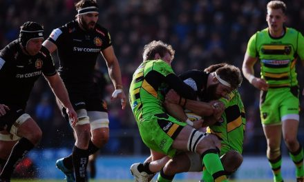 What you might have missed: Aviva Premiership Rugby Round 16