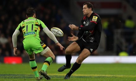 What you might have missed – Aviva Premiership Rugby Round 12