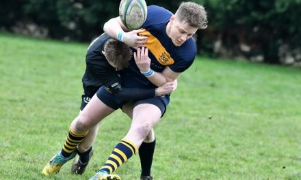 RUGBY UNION: Bourne extend winning run