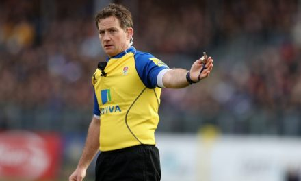 JP Doyle the referee as 2017 Aviva Premiership Rugby finalists Wasps and Exeter Chiefs renew rivalry