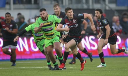 Aviva Premiership Rugby European Wrap: Saracens stay alive