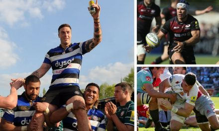 Aviva Premiership team of the weekend: Who shone in Round 22?