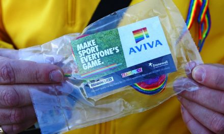 How Aviva Premiership Rugby reacted to the Rainbow Laces campaign