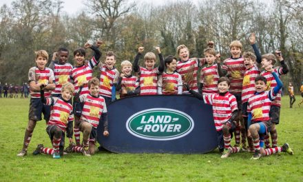 Community Spotlight: Rosslyn Park U12 book place at Aviva Premiership Rugby final