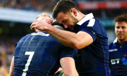 Scottish Rugby scores double broadcast deal