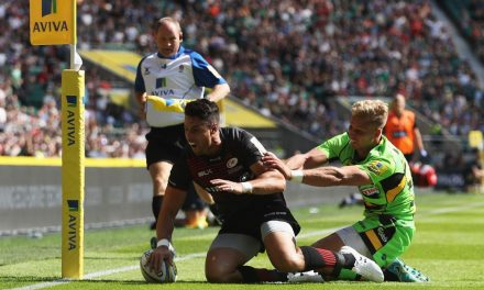 Aviva Premiership Rugby Year in Review – July to September