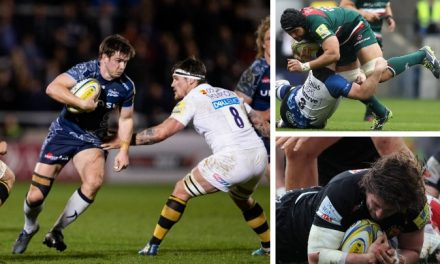 Aviva Premiership team of the weekend: Who shone in round 19?