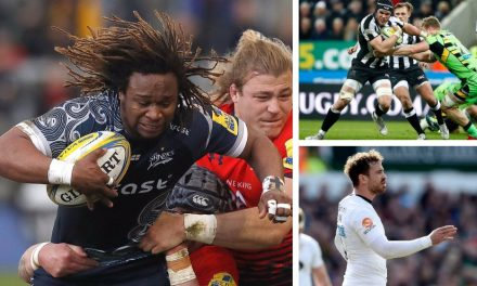 Aviva Premiership team of the weekend: Who shone in round 18?