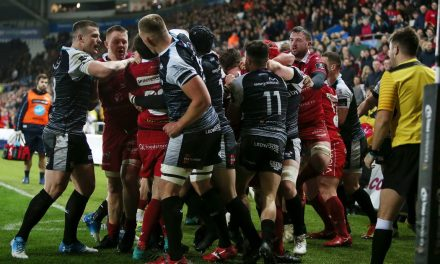 Guinness PRO14 final tables with the Ospreys to face the Scarlets for a place in the Champions Cup – Wales Online
