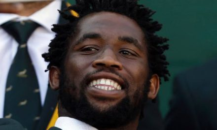 Kolisi first black player to be appointed Springboks captain in team's 127-year history