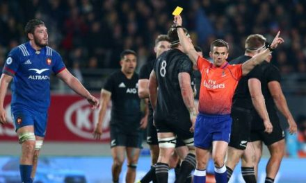 Referees have subconscious leniency towards All Blacks, claims former top official