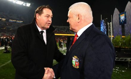 British and Irish Lions job could be a fit for departing All Blacks coach Steve Hansen | Stuff.co.nz