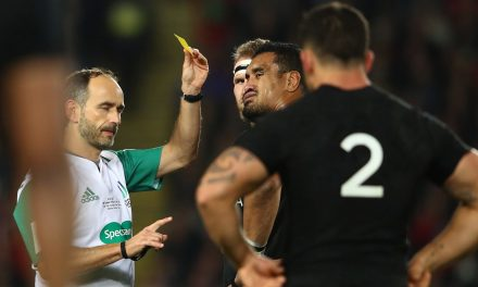 Card count proves All Blacks aren't treated differently