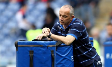 Time's up for O'Shea as a PRO14 club claims their coach has been offered the Italian job