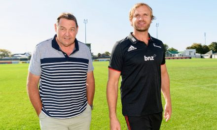 'It's pretty special form, isn't it?' – Crusaders rookie backed for All Blacks honours as Steve Hansen keeps eye on youngsters