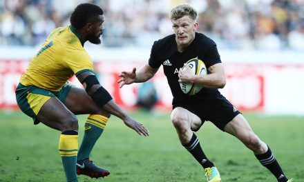 If not a first-five, then who will replace McKenzie in the All Blacks?