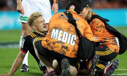 All Blacks star ruled out of World Cup