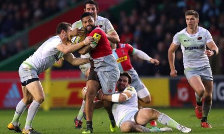 Talk of Rugby exclusive: Aviva Premiership to be shown live on national TV in China