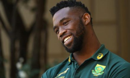 the Springboks captain uniting a country