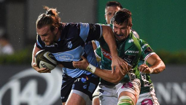 Pro14: Benetton 27-25 Cardiff Blues