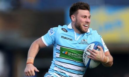 European Rugby Champions Cup: Cardiff Blues 12-29 Glasgow Warriors