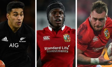 Farrell or Sonny Bill? Faleatu or Read? Who made your rugby union team of the year?