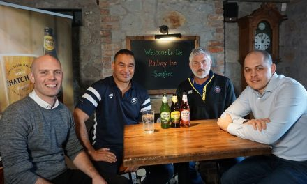 Thatchers Gold Series Ep 1: Pat Lam and Todd Blackadder discuss how their rugby rivalry began, from the All Blacks to the West County – Bristol Live