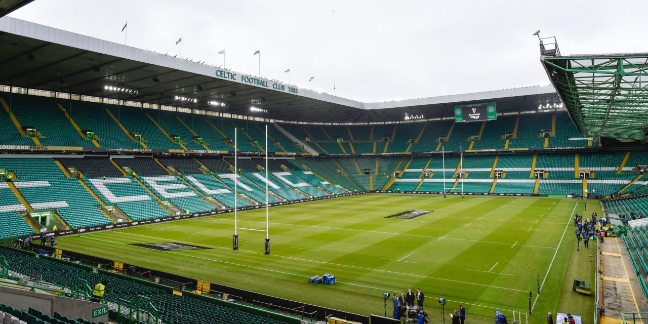 After setting an attendance record at Celtic Park, next year's PRO14 final is potentially set to be a less crowded affair