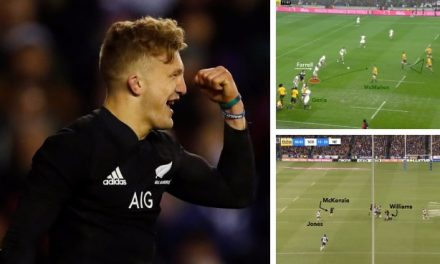 Inside Line: How England and the All Blacks excelled off the ball in different ways